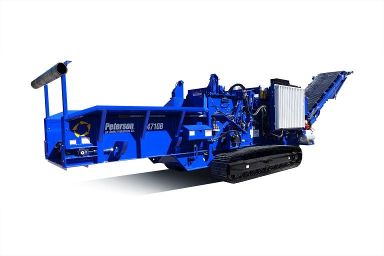 Peterson Pacific Corp - 4710B Horizontal Grinders