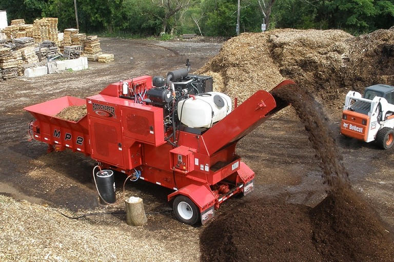 Rotochopper, Inc - MP-2 Horizontal Grinders