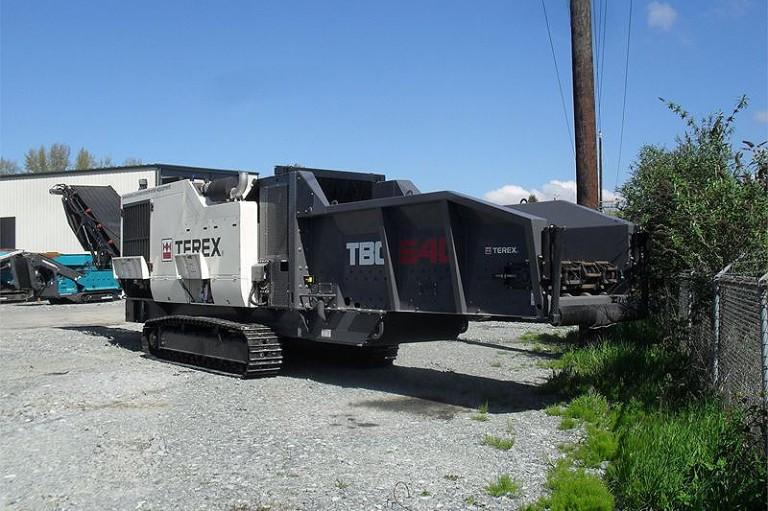 TBG 640T Horizontal Grinders