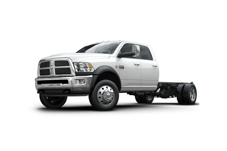 RAM 4500 Highway Trucks