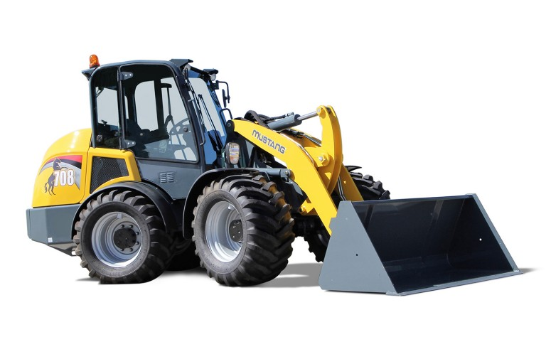 708 Wheel Loaders