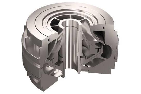 Borets - Wide Range Wear Resistant (WR2) Pumps
