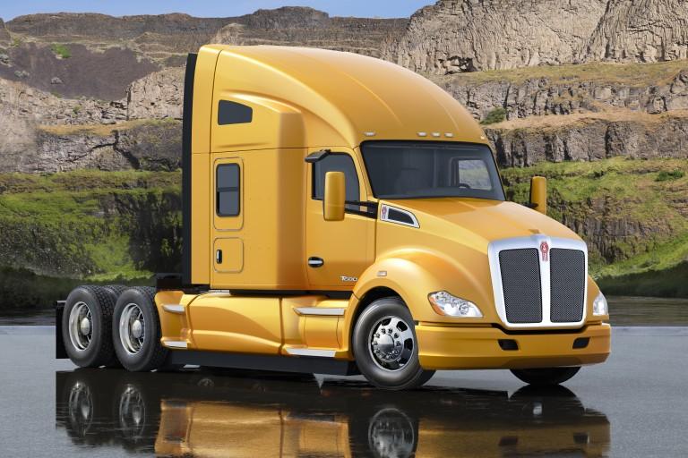 T680 Highway Trucks