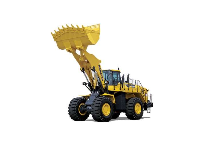 WA600-8 Wheel Loaders