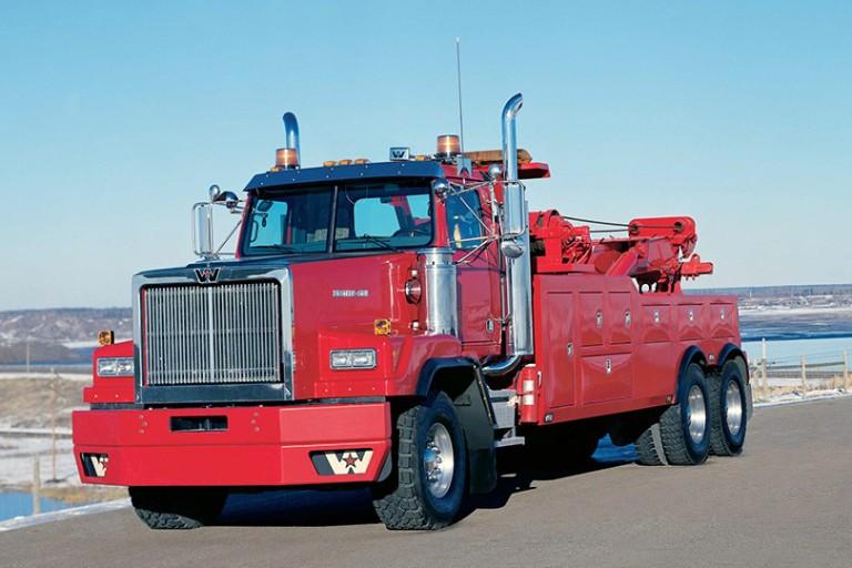 6900 TS & XD Vocational Trucks