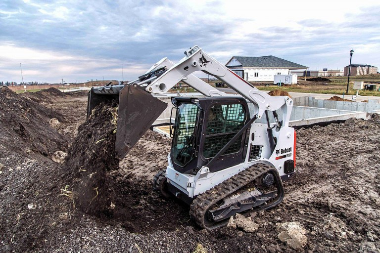 T595 Compact Track Loaders