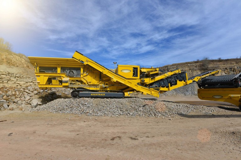 Keestrack - Destroyer 1113 - R5 Track Mounted Impact Crushers