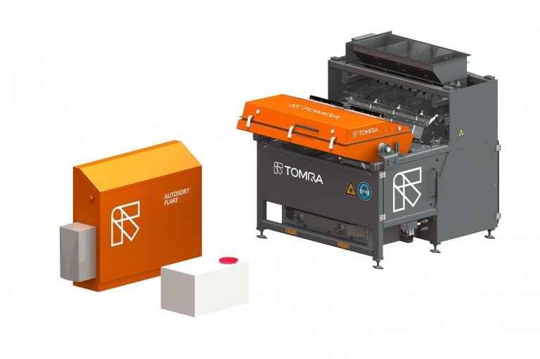 TOMRA Sorting Solutions - AUTOSORT FLAKE Recycling Sorting Systems
