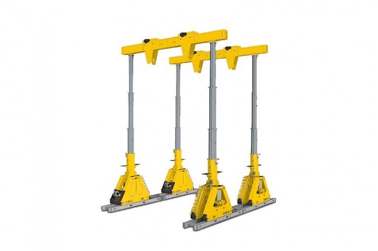 SBL 900 Hydraulic Lifting Systems