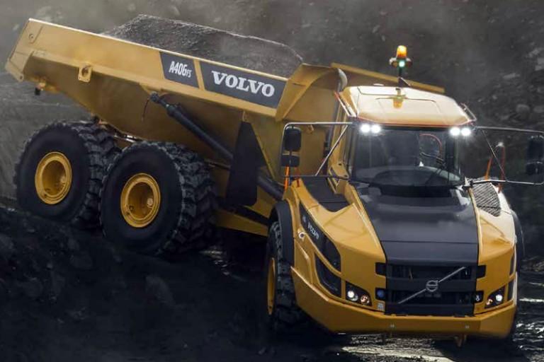 A40G FS Articulated Dump Trucks