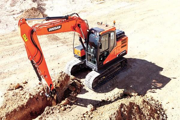 DX140LC-5 Excavators