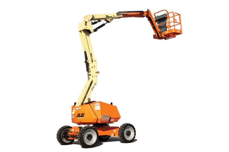 340AJ Articulated Boom Lifts
