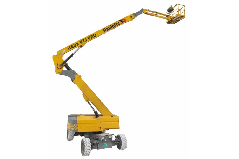 HA100 RTJ PRO Articulated Boom Lifts