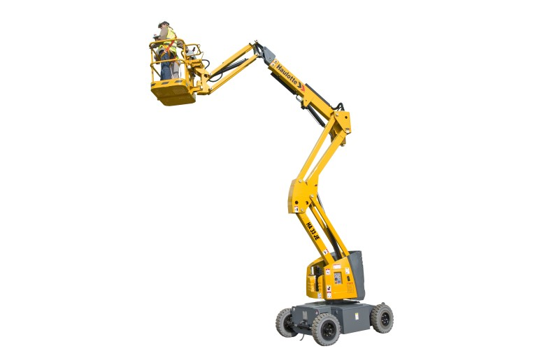 HA33 JE Articulated Boom Lifts