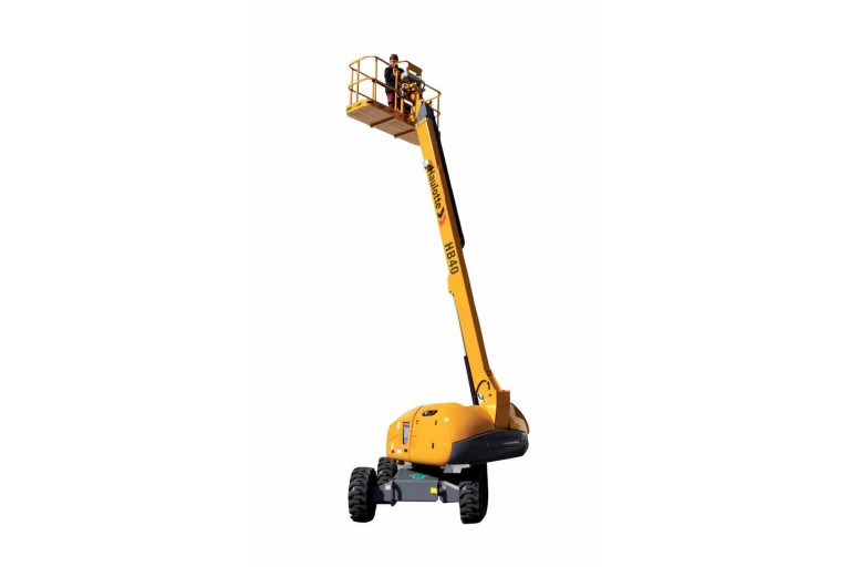 HB 40 Telescopic Boom Lifts