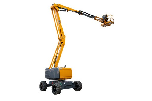 HT67 RTJ O Articulated Boom Lifts