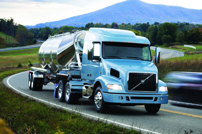 Volvo Trucks North America - VNM 430 Highway Trucks