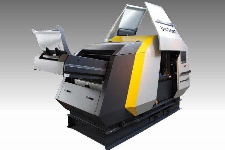 UniSort BlackEye Recycling Sorting Systems