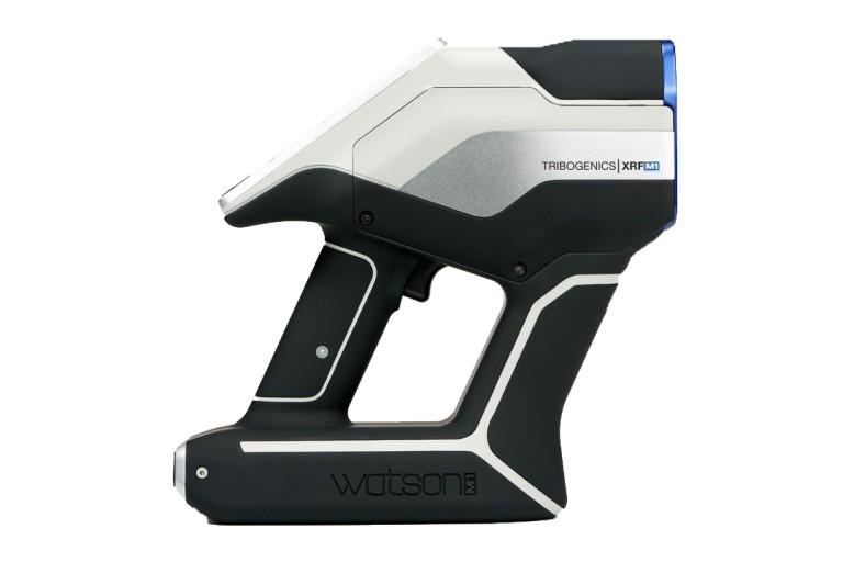 Tribogenics - Watson XRF Handheld Analysers