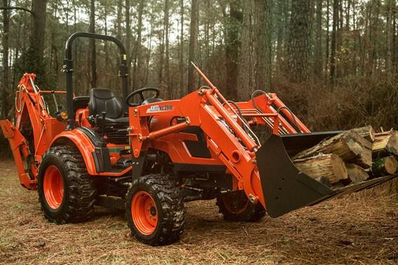 KL2510 - KIOTI Tractor - Heavy Equipment Guide