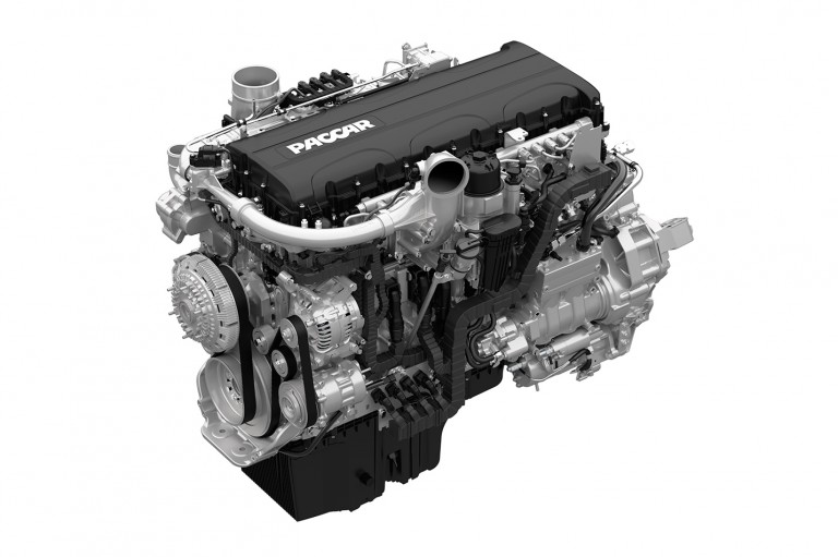 PACCAR MX-11 Diesel Engines