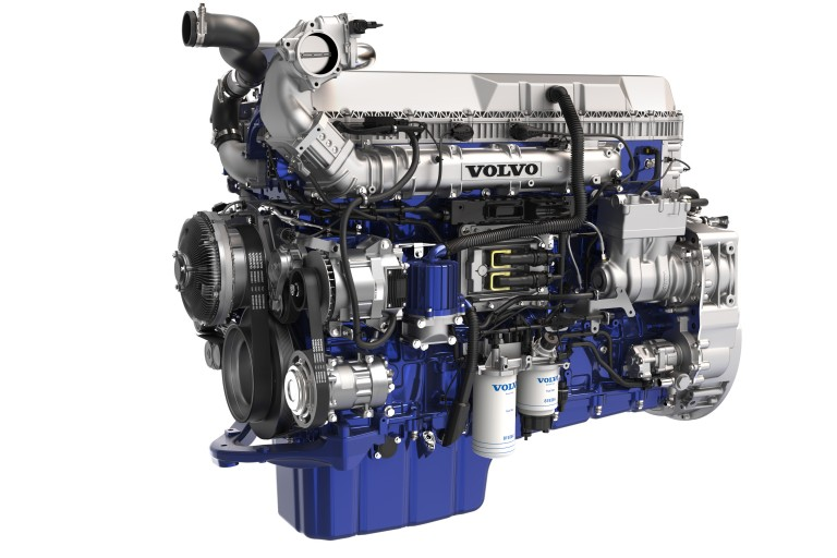 Volvo Trucks North America - Volvo D13 Power Diesel Engines