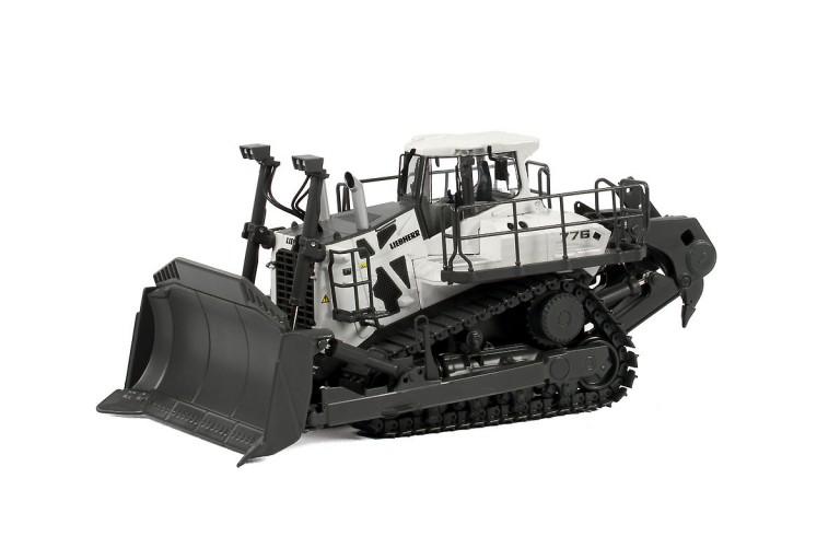 PR 776 Litronic Crawler Dozers