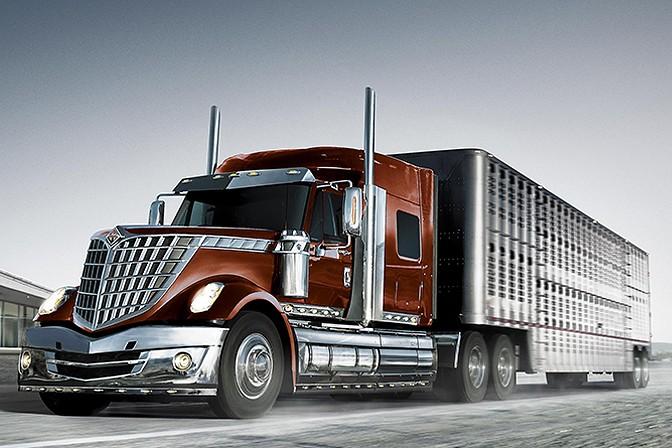 International LoneStar Highway Trucks