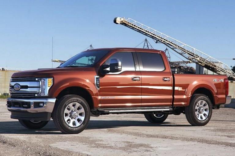 Ford Motor Company - 2017 F-Series Super Duty Pickup Trucks