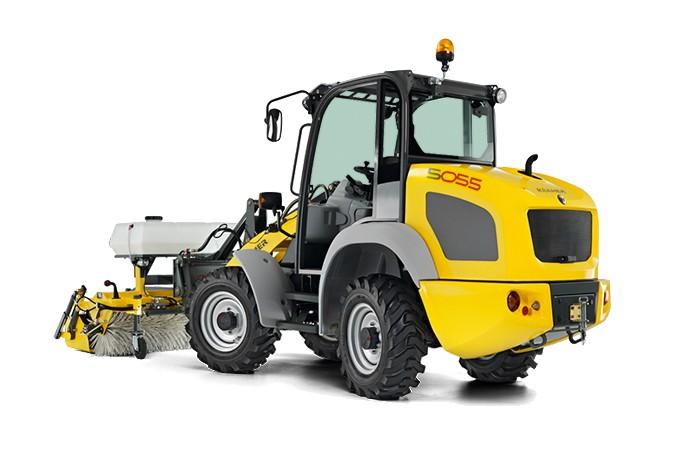 KRAMER - 5055 Wheel Loaders