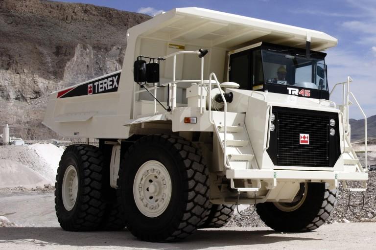 TR45 Articulated Dump Trucks