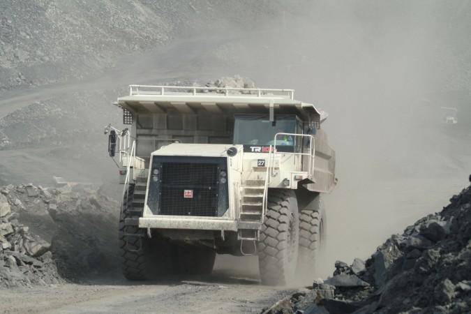 Terex Trucks - TR100 Articulated Dump Trucks