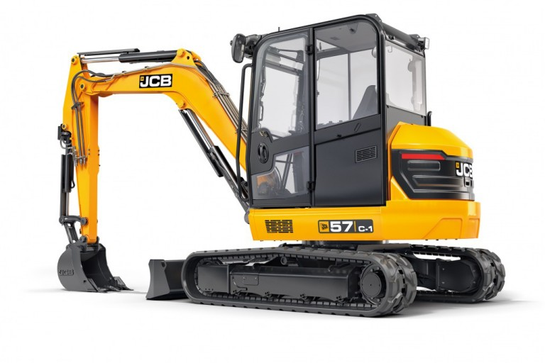 57C-1 Compact Excavators