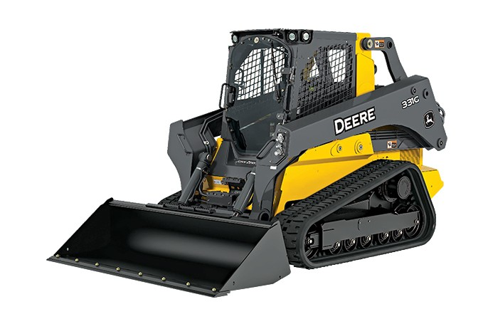 John Deere Construction & Forestry - 331G Compact Track Loaders