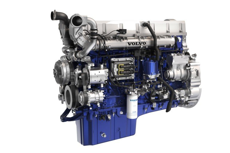 Volvo Trucks North America - Volvo D16 Power Diesel Engines
