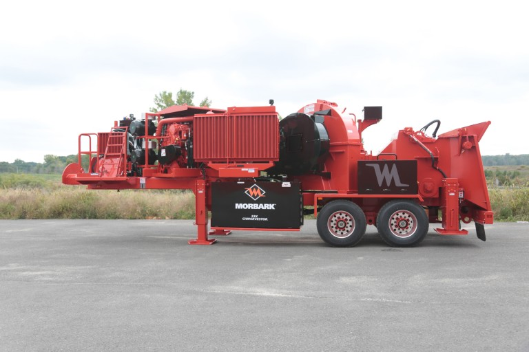 23X Chiparvestor Chippers