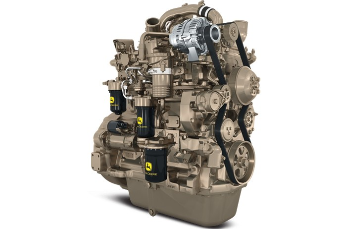 John Deere Construction & Forestry - 4045HFC06 Diesel Engines