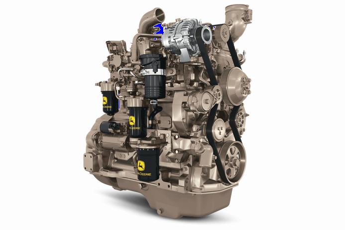 John Deere Construction & Forestry - 4045HFC04 Diesel Engines
