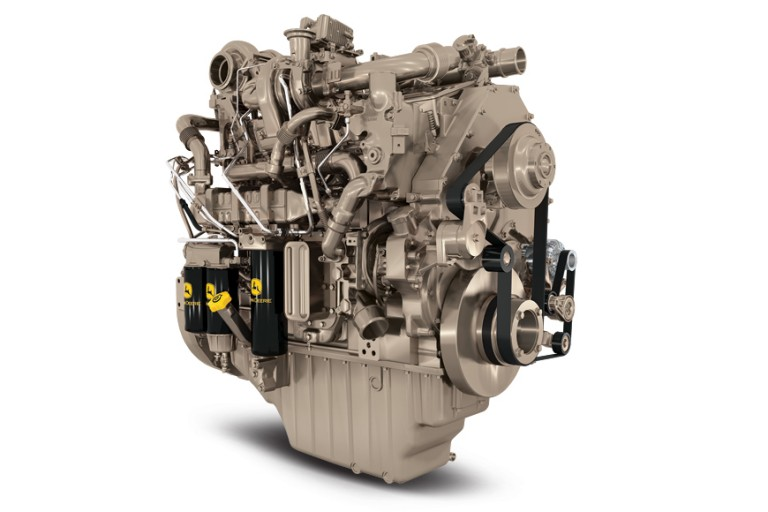John Deere Construction & Forestry - 6135HFC09 Diesel Engines