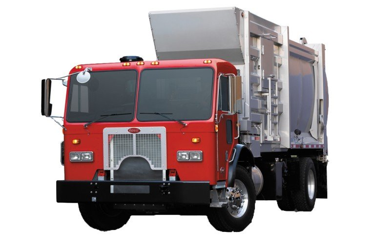Model 320 Vocational Trucks