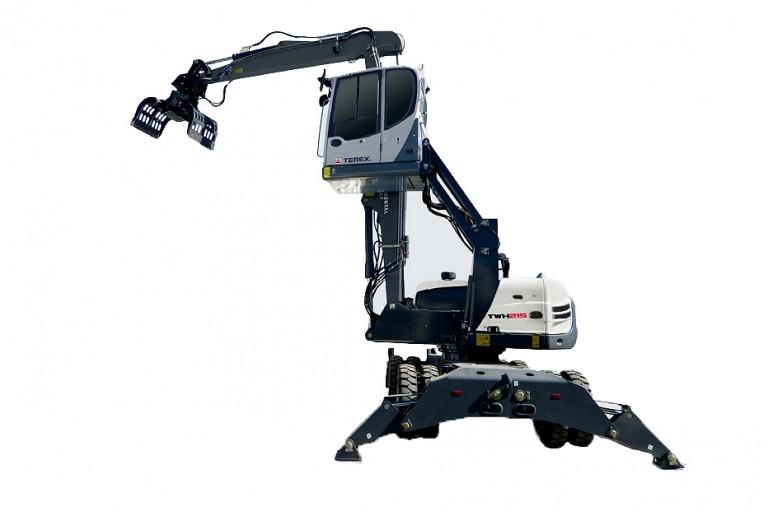 Terex Environmental Equipment - TWH 215 Material Handlers