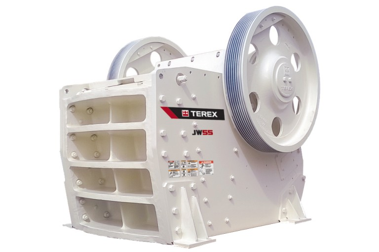 Terex Minerals Processing Systems - JW Series Jaws Jaw Crushers
