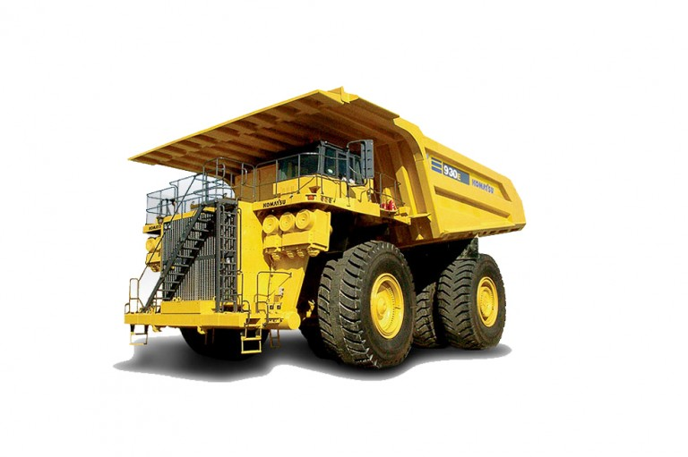 930E-4SE Mining Trucks
