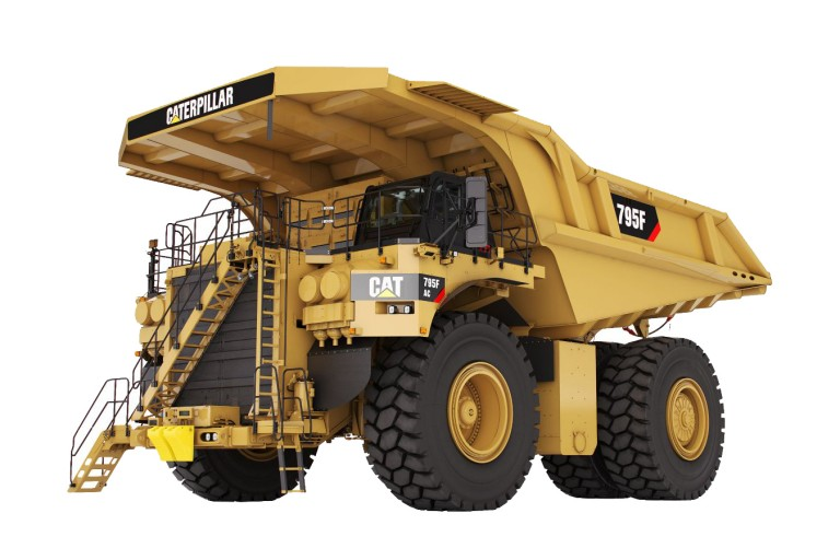 Caterpillar Inc. - 795F AC Mining Trucks