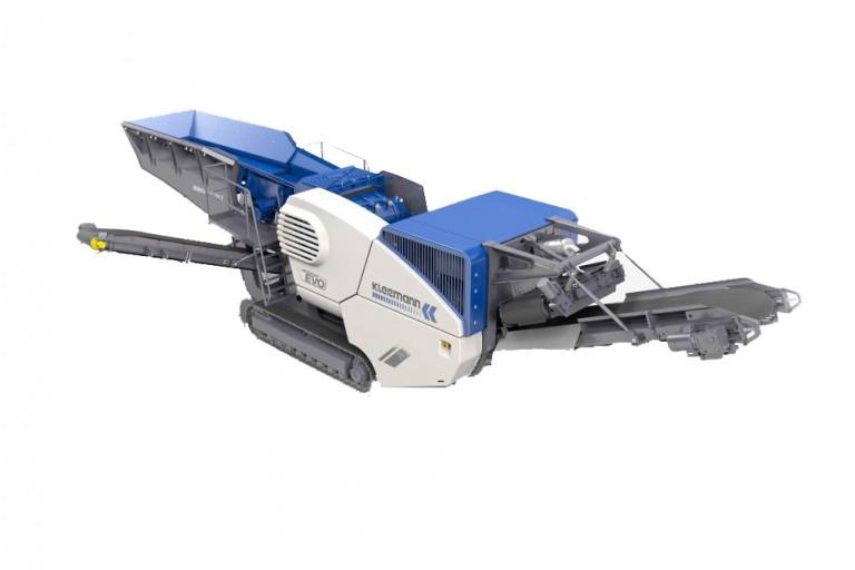 Kleemann - MC110 Zi EVO Jaw Crushers