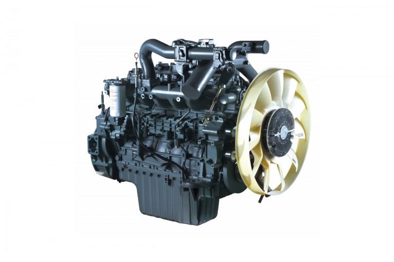 DL06P Tier 4–compliant Diesel Engines