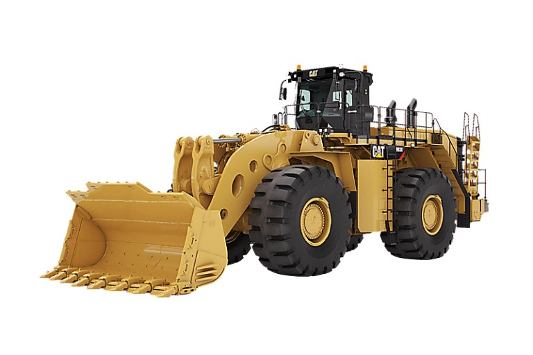 Caterpillar Inc. - 993K Wheel Loaders
