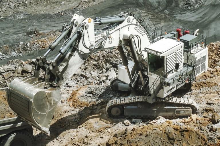 R 9250 Excavators