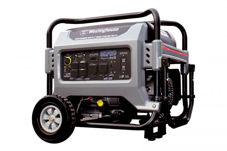 Westinghouse Electric Corporation - 8KPRO Generators