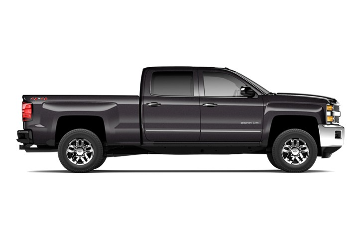 GM Canada - 2016 Silverado 2500HD Pickup Trucks